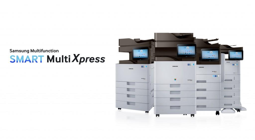 Samsung расширил линейку устройств для печати