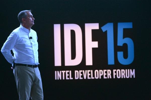 Технология Intel® RealSense™ представлена на Intel Developer Forum (IDF)