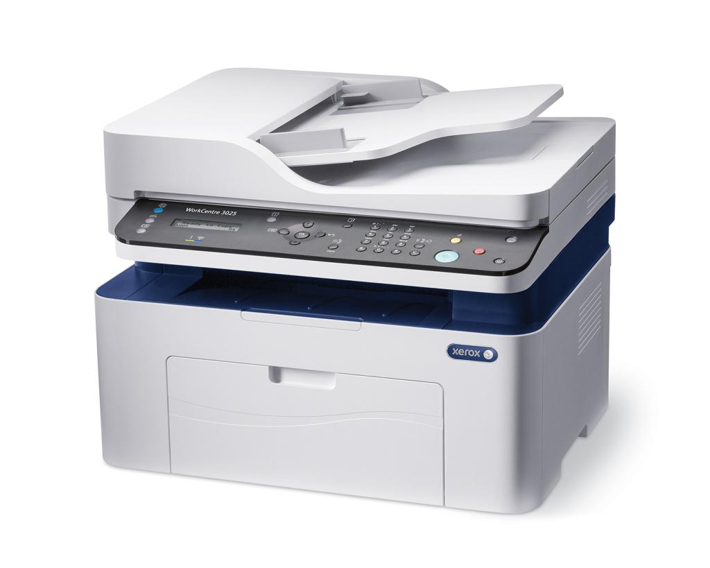 МФУ Xerox WorkCentre 3025NI - мастер на все руки