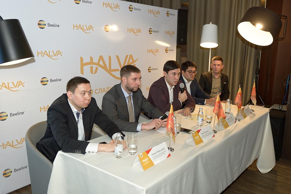 """Halva"" для 2,7 млн. абонентов Beeline"