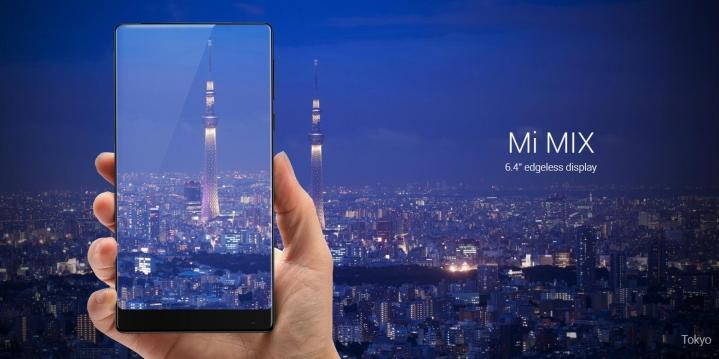 Xiaomi Mi Mix и Mi Note 2 - самый полный обзор