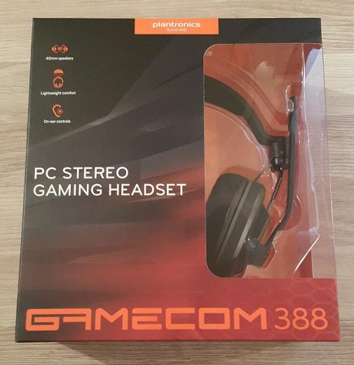 Plantronics GameCom 388 - дешево и сердито