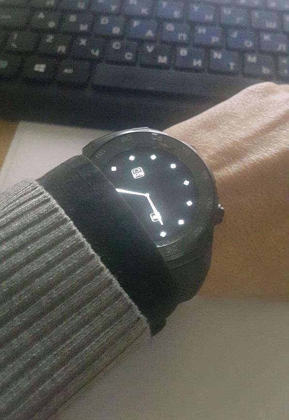 Huawei Smart Watch 2 - умные часы с большими возможностями
