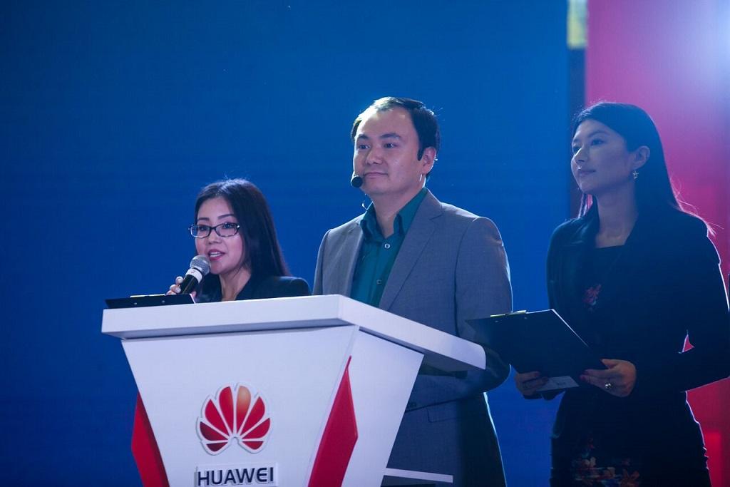 Люянг: «2017 год стал крайне удачным для компании Huawei»