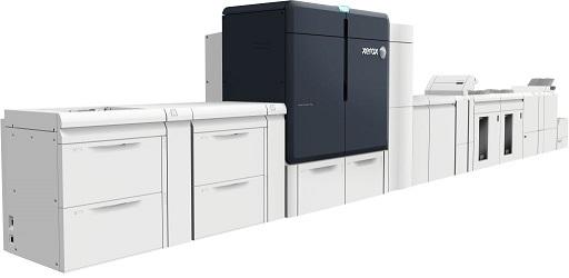 ЦПМ Xerox Iridesse Production Press: прошла первая установка