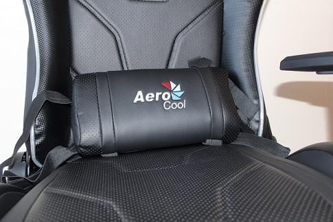 AC220 AIR RGB - кресло непобедимого геймера