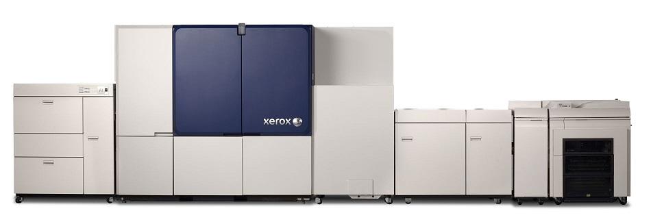 Печать книг, счетов и прямой почтовой рассылки становится более выгодной и эффективной благодаря Xerox Brenva HD Production Press