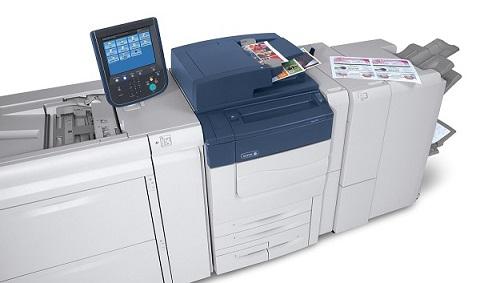 Организация «Вектор надежды» повысила конкурентоспособность своей типографии на рынке благодаря установке ЦПМ Xerox Color C60