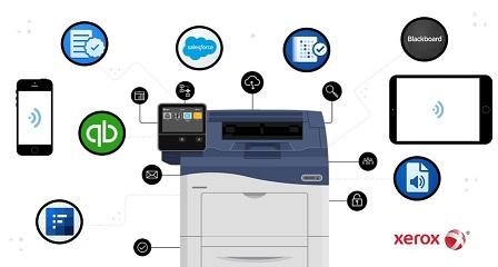 Xerox запустил новые приложения Xerox® ConnectKey® для офиса, мобильных сотрудников и преподавателей