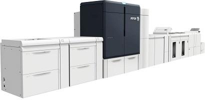 Возможности применения Xerox Iridesse Production Press расширились благодаря запуску белого тонера и опции печати на длинном формате