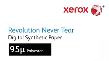 Xerox Revolution NeverTear расширяет возможности применения синтетической бумаги для потребителей