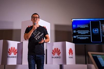 Huawei представил линейку Huawei Mate 20