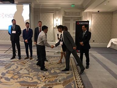 KYOCERA Document Solutions Russia выходит на рынок Казахстана