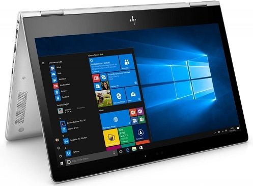 EliteBook x360 1030 G2 – ноутбук, трансформирующийся в планшет со стилусом