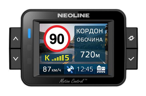 Время первых: Neoline X-COP 9100s – первый в мире гибрид с международной радарной платформой