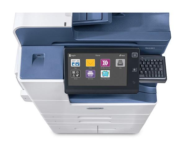 Xerox сделал акцент на безопасности и производительности при обновлении прошивки в МФУ Xerox® AltaLink®
