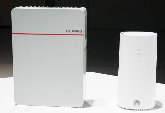 Huawei представила многорежимный чип для 5G сетей и модем 5G CPE Pro