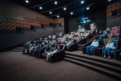 Samsung презентовала новый кинотеатр QLED 8K в Алматы