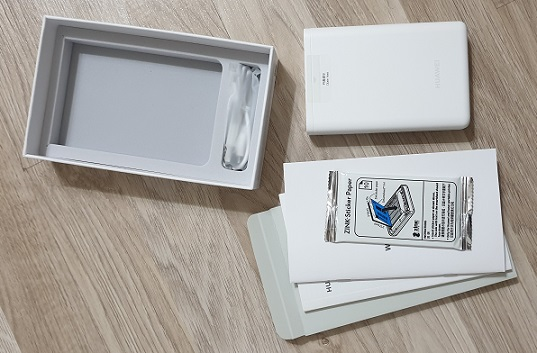 Huawei CV80 - видео на фотографии