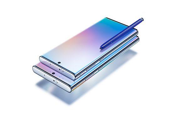 Samsung Electronics представила флагман Galaxy Note10 в двух размерах