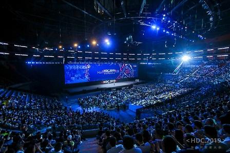 Huawei представила новую Harmony OS на конференции для разработчиков в Китае