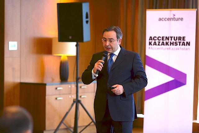 Accenture открывает офис в Казахстане