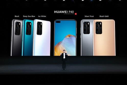 HUAWEI P40 — новый этап развития мобильной фотографии