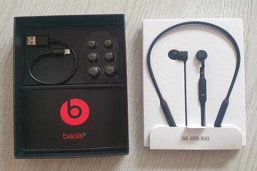 Beats X - водостойкие наушники с высоким качеством звука