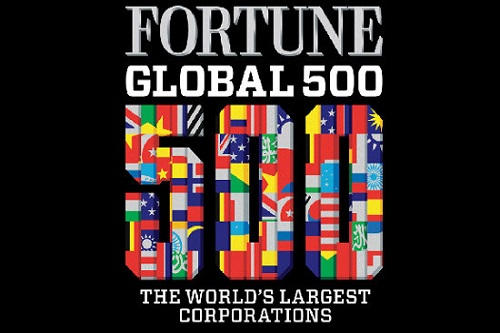 Fortune Global 500 - Huawei вошёл в ТОП-50