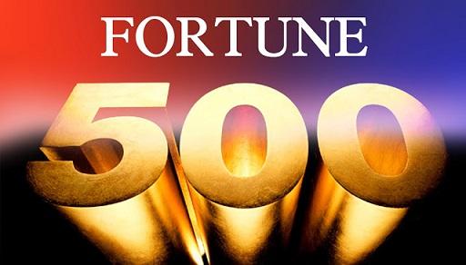 Fortune Global 500 - Huawei вошёл в ТОП-50
