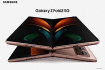 Galaxy Z Fold2 – следующее поколение смартфонов с гибким экраном