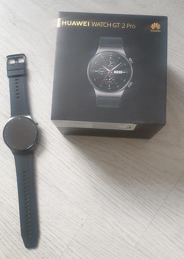 Обзор Huawei Watch GT 2 Pro