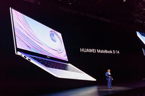 HUAWEI MateBook D 14 и MateBook D 15 впервые представлены в РК