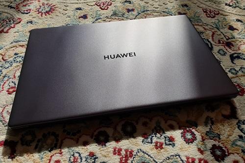 Huawei MateBook D 15 - легкий, но прочный