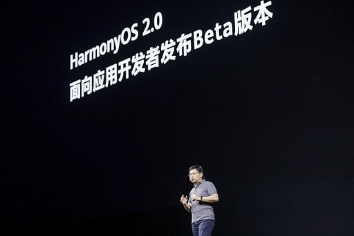 HUAWEI HarmonyOS 2 - удобнее и умнее